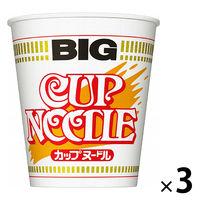 日清 カップヌードル ビッグ 3食