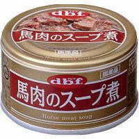 d.b.f(デビフ) ドッグフード 馬肉のスープ煮 90g 1セット(12缶)