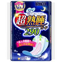 ソフィ超熟睡ガード290(18枚入)