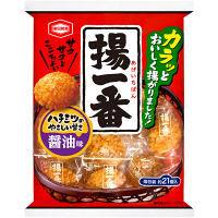 亀田製菓 揚一番 155g 1袋