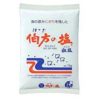 伯方の塩 1袋(1kg)