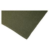 インド綿手織り キッチンマット カーキ 約幅120×奥行50cm 1200804 無印良品