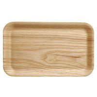 木製トレータモ 約29×17.5×1.5cm 1010519 無印良品
