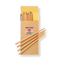 色鉛筆 1ケース(12色入) 無印良品