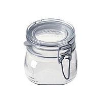 ソーダガラス密封ビン 約500ml 5759514 無印良品