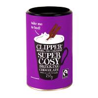 クリッパー ドリンキング チョコレート 1缶(250g)