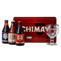 【トラピストビール】シメイ トライアルセット 1セット(3本入+グラス付)