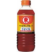 ヒガシマル醤油 うすくちしょうゆ 500ml