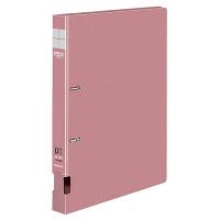 Dリングファイル 2穴 A4タテ 背幅34mm 1冊 コクヨ フ-FD420NP ピンク
