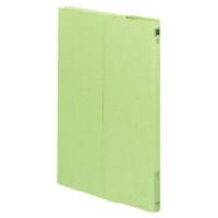 コクヨ ケースファイル 高級色板紙 A4縦 緑 フ-950NG 1パック(3冊入)