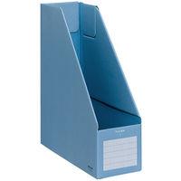 コクヨ ファイルボックスS A4タテ 背幅102mm 青 フ-E450B