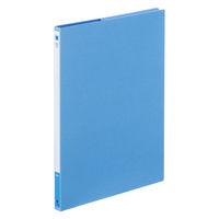 コクヨ ケースファイル 色厚板紙 A4縦 青