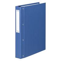 コクヨ バインダーMP(PP貼り)A4縦 30穴 200枚収容 青
