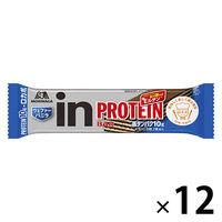 ウイダーinバー プロテイン バニラ味 12本 森永製菓  栄養補助食品