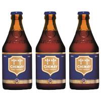 【トラピストビール】シメイ ブルー 330ml 1セット(1本×3)