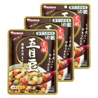 WAKODO 京風五目豆 HA17 1セット(3袋入)