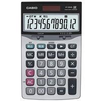 カシオ計算機 エコ&グリーン中型卓上電卓 JF-120VG-N
