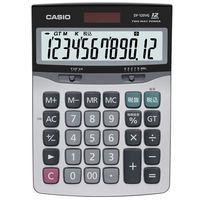 カシオ計算機 エコ&グリーン大型卓上電卓 DF-120VG-N
