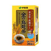 伊藤園プレミアムティーバッグ 金の烏龍茶