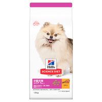 サイエンスD 小型犬シニア1.5kg