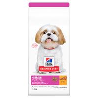 SCIENCE DIET(サイエンス・ダイエット) ドッグフード 小型犬 シニアプラス 1.5kg 1個 日本ヒルズ・コルゲート