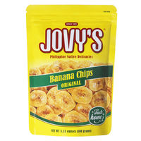 ジョビーズ バナナチップス 100g