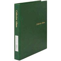 テージー コレクションアルバム<表紙> 緑 B5 CA-30-03