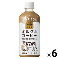 小岩井ミルクとコーヒー 500ml 6本