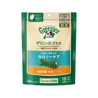 greenies(グリニーズ) プラス ドッグフード カロリーケア 小型犬用 体重7~11kg 1パック(18本入) マースジャパン