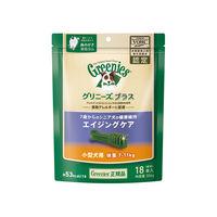 Greenies(グリニーズ) プラス エイジング 小型犬用 7~11kg 1パック(18本入)