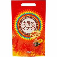 太陽のマテ茶 情熱のティーバッグ 1袋(10包入) コカ・コーラ お茶