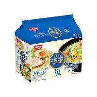 日清食品 日清ラ王 塩 5食パック 10767 1パック(5食入)