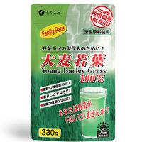 ファイン 大麦若葉100%ファミリーパック 330g 青汁