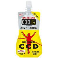 パワープロダクション ワンセコンドCCD クリアレモン 江崎グリコ  栄養補助ゼリー