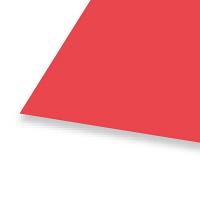 大王製紙 色画用紙 八切 赤 C-21 1袋(10枚入)