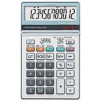 シャープ 12桁中型卓上電卓 EL-N732-K 1セット(5個入)