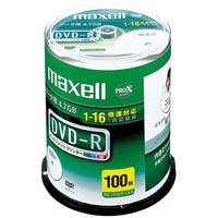 マクセル 16倍速対応データ用DVD-Rメディア プリントホワイト DR47WPD.100SP A 1パック(100枚入)