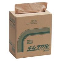 キムタオル スモールポップアップシングル ペーパーウエス 1ケース(1200組:150組×8箱) 日本製紙クレシア