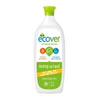 エコベール 食器用洗剤 レモン 本体 1000ml 1本