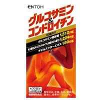 井藤漢方製薬 グルコサミン&コンドロイチン 360粒