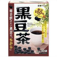 井藤漢方製薬 黒豆茶 1箱(8g×30袋入) 健康茶 お茶
