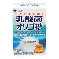井藤漢方製薬 乳酸菌オリゴ糖 2g×20袋 4987645478134 オリゴ糖