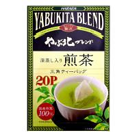 ハラダ やぶ北ブレンド 深蒸し入り煎茶 ティーバッグ20P 36g