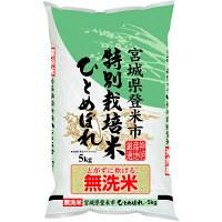 【無洗米】宮城県登米産ひとめぼれ