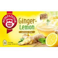 ポンパドール ジンジャー&レモン 1箱
