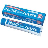 パックス せっけんハミガキ 140g 太陽油脂 歯磨き粉