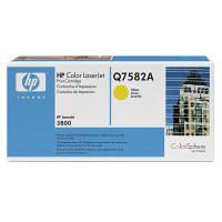 HP レーザートナーカートリッジ Q7582A イエロー (直送品)