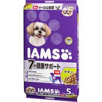 IAMS(アイムス) ドッグフード 7歳以上 シニア用 チキン 5kg 1個 マースジャパン