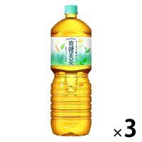 爽健美茶 2.0L 3本