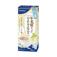 WAKODO 牛乳屋さんのロイヤルミルクティー 1箱(5本入)